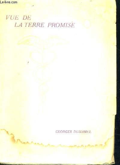 VUE DE LA TERRE PROMISE - EXEMPLAIRE N°1466