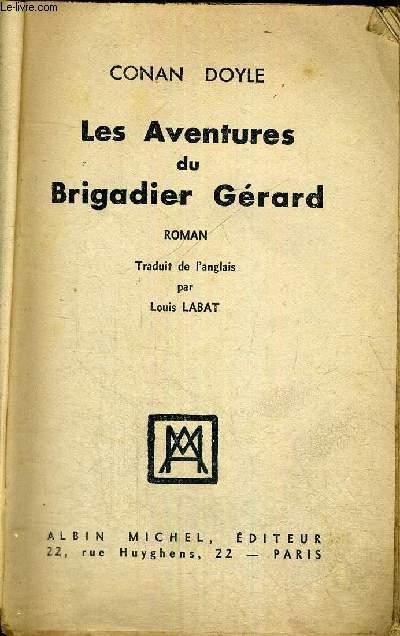 LES AVENTURES DU BRIGADIER GERARD