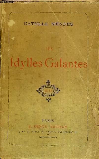 LES IDYLLES GALANTES