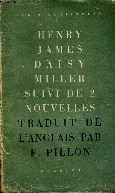 DAISY MILLER - SUIVI DE 2 NOUVELLES - LES 5 CONTINENTS