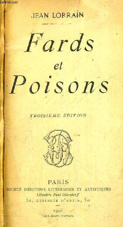 FARDS & POISONS