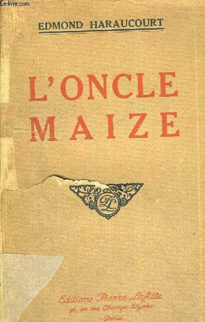L'ONCLE MAIZE