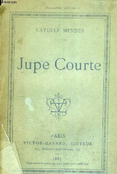 JUPE COURTE