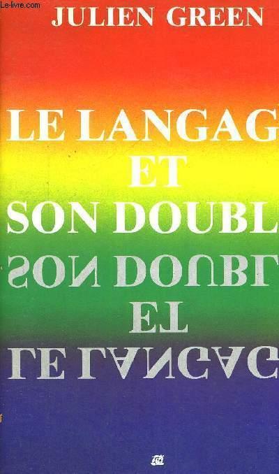 LE LANGUAGE ET SON DOUBLE