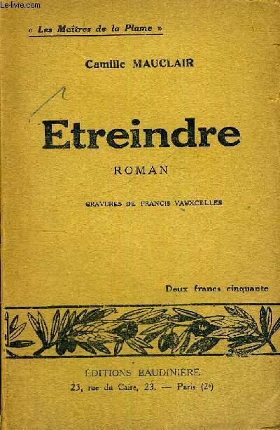 ETREINDRE - ROMAN