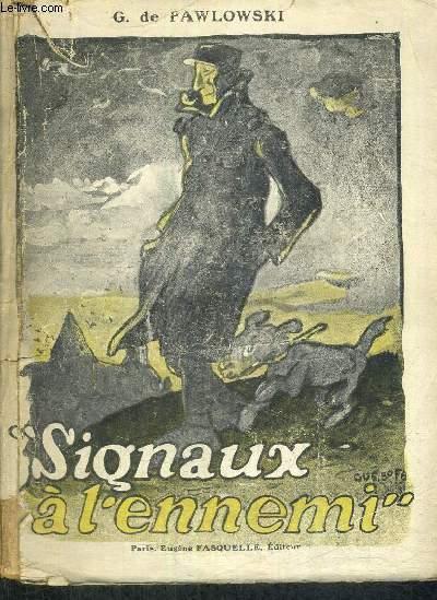 SIGNAUX A L'ENNEMI