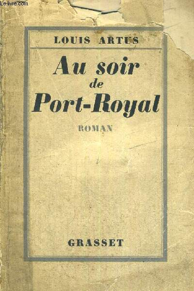 AU SOIR DE PORT ROYAL