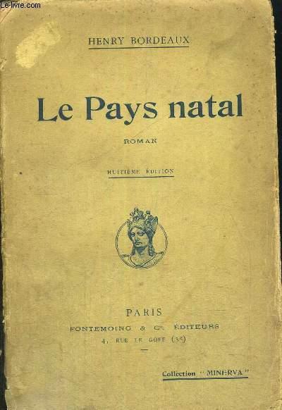 LE PAYS NATAL- 8EME EDITION