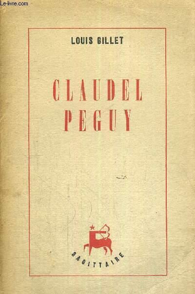CLAUDEL PEGUY