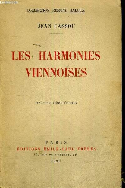 LES HARMONIES VIENNOISES - 27E EDITION