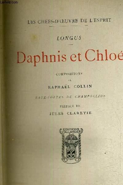 DAPHNIS & CHLOE - LES CHEFS D'OEUVRES DE L'ESPRIT