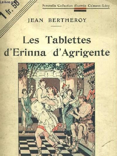 LES TABLETTES D'ERINNA D'AGRIGENTE - COLLECTION ILLUSTREE - N°120