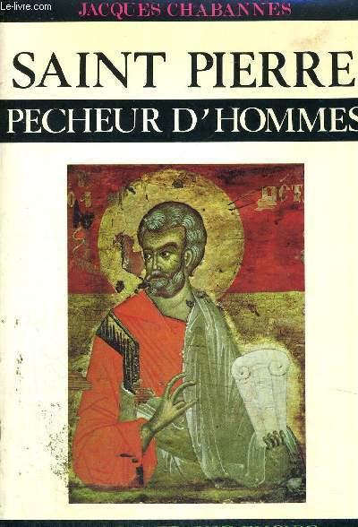 SAINT PIERRE - PECHEUR D'HOMMES