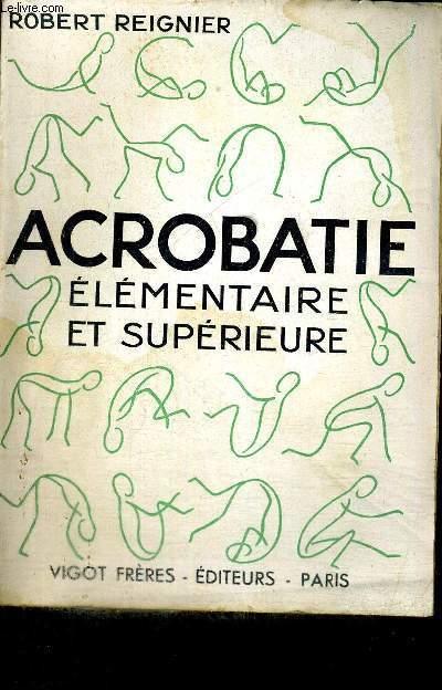 ACROBATIE ELEMENTAIRE ET SUPERIEURE