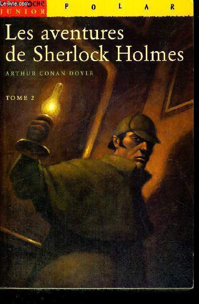 LES AVENTURES DE SHERLOCK HOLMES - TOME 2