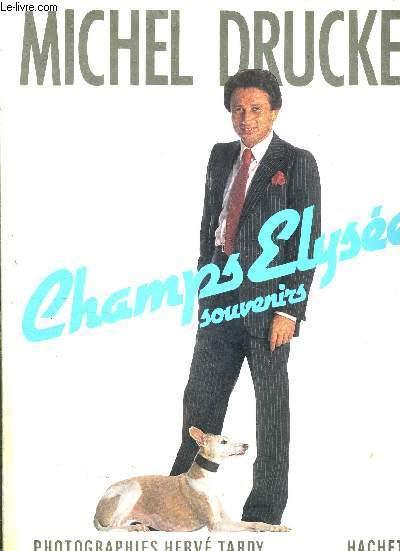 CHAMPS ELYSEES - SOUVENIRS