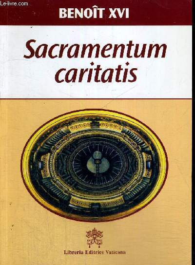 SACRAMENTUM CARICATIS