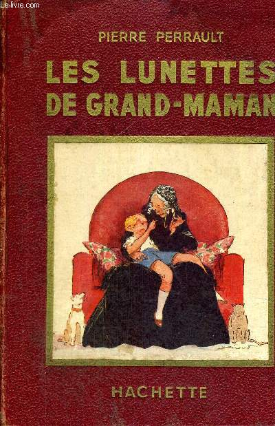 LES LUNETTES DE GRAND-MAMAN