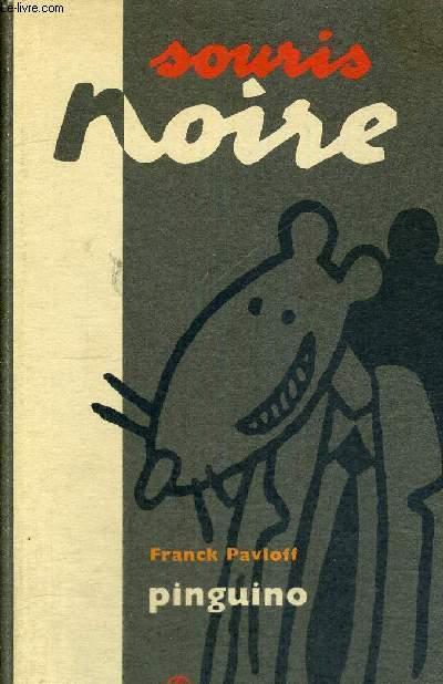SOURIS NOIRE - PINGUINO