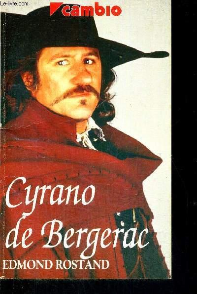 CYRANO DE BERGERAC - LIVRE EN ESPAGNOL