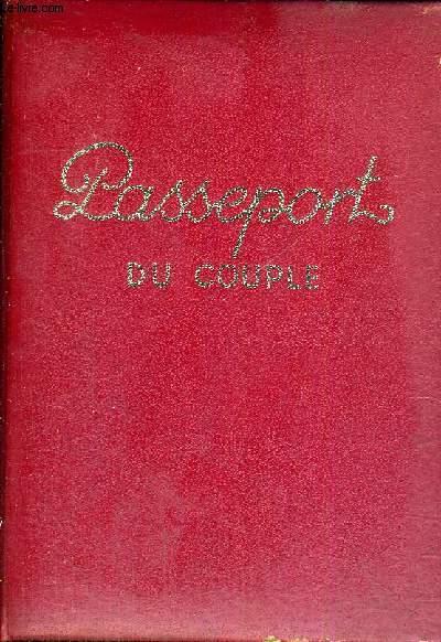 PASSEPORT DU COUPLE