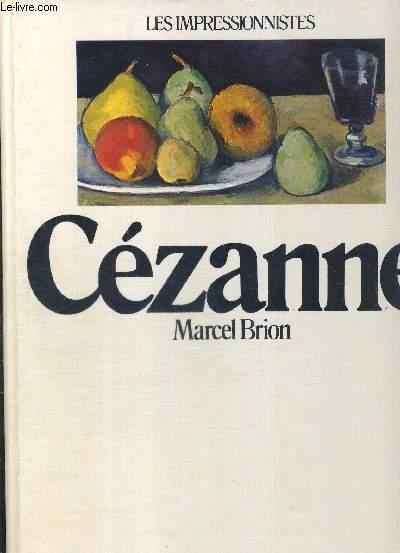 CEZANNE - LES IMPRESSIONNISTES