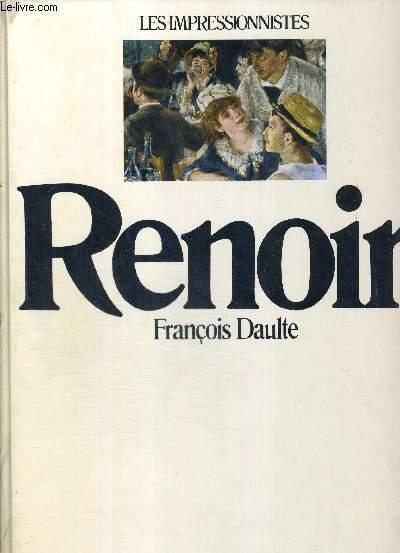 RENOIR - LES IMPRESSIONNISTES