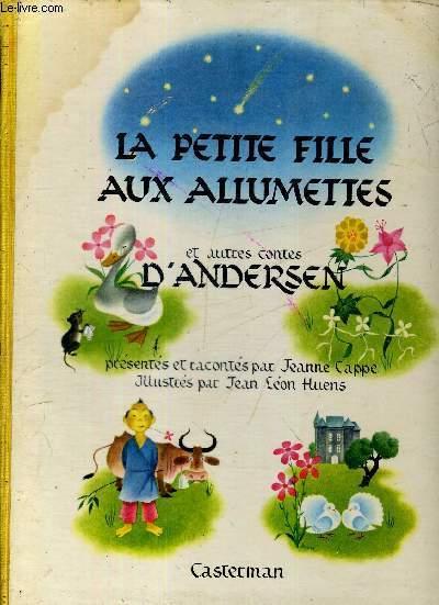 LA PETITE FILLE AUX ALUMETTES - ET AUTRES CONTES D'ANDERSEN