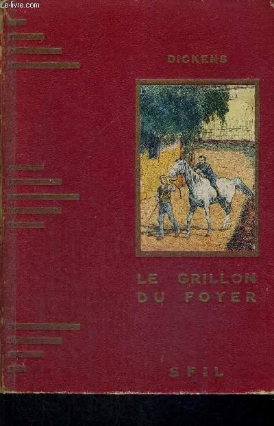 LE GRILLON DU FOYER - CONTE DE NOEL EN TROIS CARTES