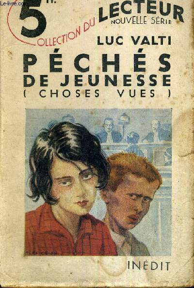 PECHES DE JEUNESSE - COLLECTION DU LECTEUR- N°125
