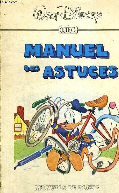 MANUEL DES ASTUCES - MANUELS DE POCHE