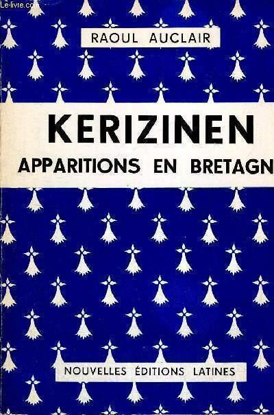 KERIZINEN - APPARITIONS EN BRETAGNE