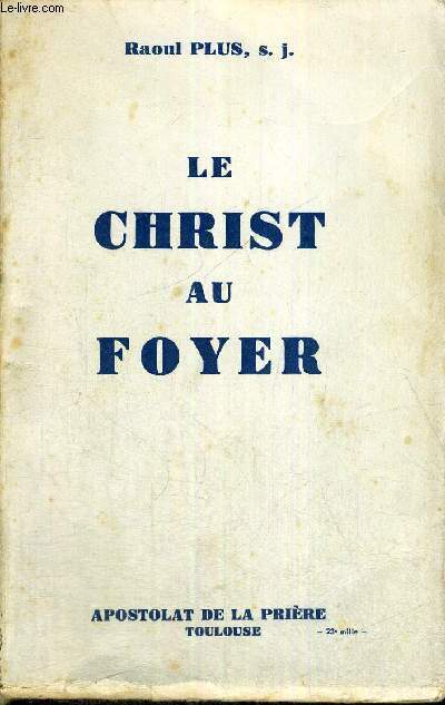 LE CHRIST AU FOYER