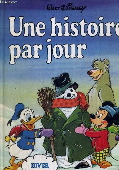 UNE HISTOIRE PAR JOUR - HIVER
