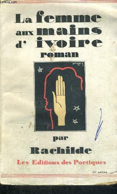 LA FEMME AUX MAINS D'IVOIRE