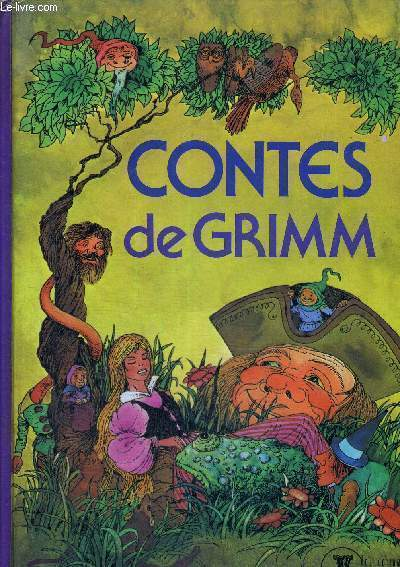 CONTES - COLLECTION DE VERMEILLE