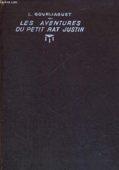 LES AVENTURES DU PETIT RAT JUSTIN