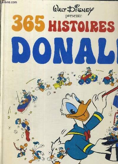 365 HISTOIRES DE DONALD