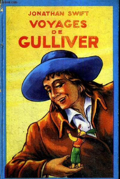 VOYAGES DE GULLIVER -  COLLECTION BLEUET N°15