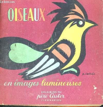 OISEAUX EN IMAGES LUMINEUSE - LES ALBUMS DU PERE CASTOR