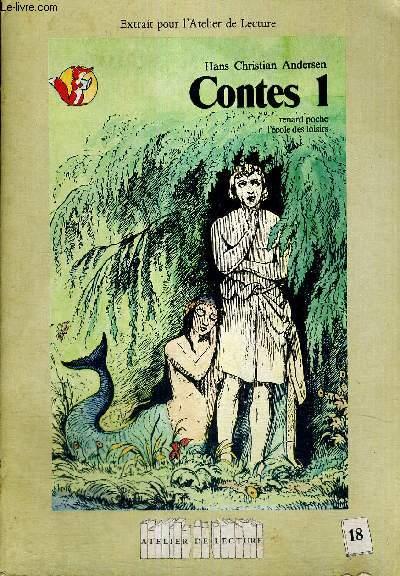CONTES 1 - RENARD POCHE - L'ECOLE DES LOISIRS - EXTRAIT POUR L ATELIER DE LECTURE - N°18