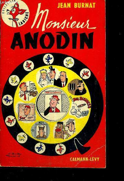 MONSIEUR ANODIN - COLLECTION LABICHE