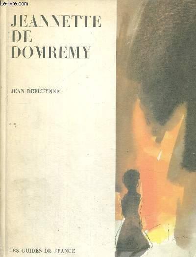 JEANNETTE DE DOMREMY