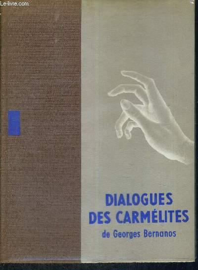 DIALOGUES DES CARMELITES - EXEMPLAIRE N°5380