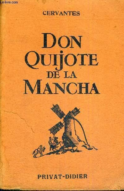 DON QUIJOTE DE LA MANCHA - LIVRE EN ESPAGNOL