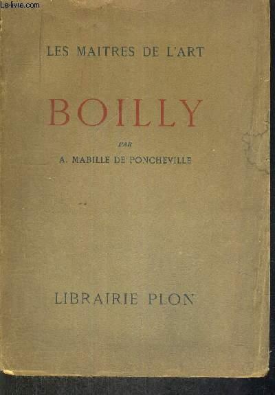 BOILLY - LES MAITRES DE L'ART