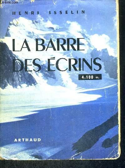 LA BARRE DES ECRINS - 4.100 M - COLLECTION SEMPERVIVUM - N°23