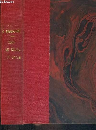 SOUS LE SOLEIL DE SATAN - TOMES 1 ET 2 - BIBLIOTHEQUE RELIEE PLON