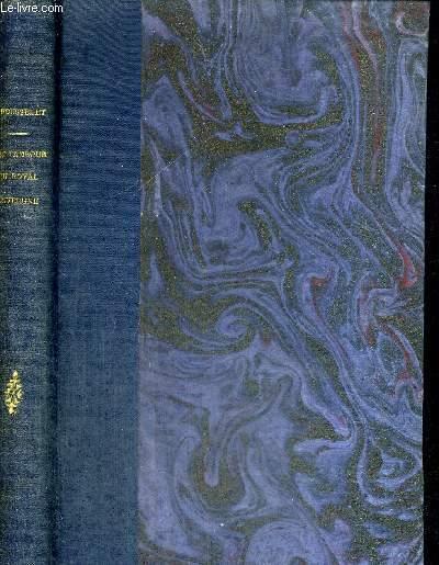 LE TAMBOUR DU ROYAL-AUVERGNE - NOUVELLE EDITION - BIBLIOTHEQUE DES ECOLES ET DES FAMILLES