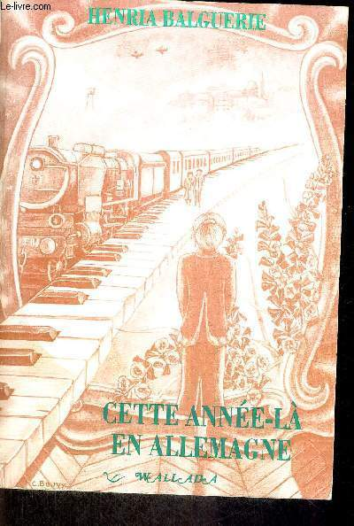 CETTE ANNEE LA EN ALLEMAGNE - COLLECTION PAGES